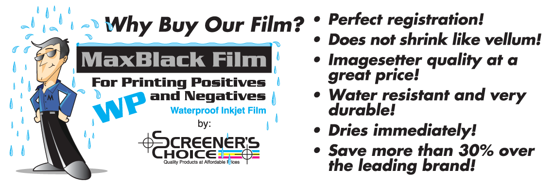 Why Use MaxBlack Film